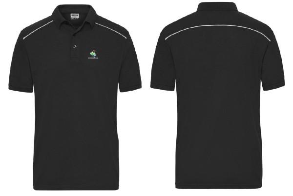 Damen Poloshirt SOLID mit Eura Mobil Club Logo